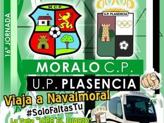 Moralo CP-UP Plasencia: el liderato se juega en un clásico añejo