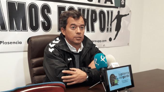 La UP Plasencia toma ventaja frente al UD San Fernando (1-0)