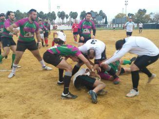 Victoria del Plasencia Rugby Club en Montijo (12-39)