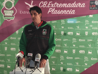 El Extremadura Plasencia busca la zona noble