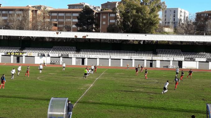 La UP Plasencia recupera la senda de la victoria (1-0)