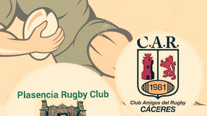 El Plasencia Rugby se desplaza a Cáceres