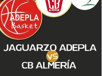 Jaguarzo Adepla Basket - CB Almería