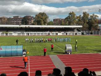 Una UP Plasencia superior al CD Coria se pone a un punto de los play off (1-0)