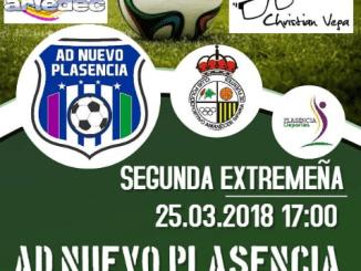 """AD Nuevo Plasencia - CP Amanecer """"B"""""""