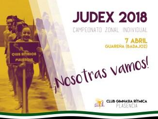Club Gimnasia Rítmica Plasencia a los JUDEX