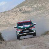 Una de cal y otra de arena para el Extremadura Rallye Team en Lorca (2)