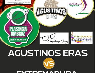 Agustinos Leclerc - Extremadura Plasencia