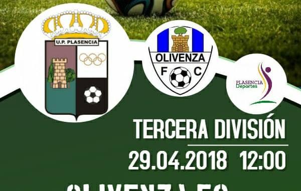 La UP Plasencia viaja a Olivenza para asegurar su participación en los play off