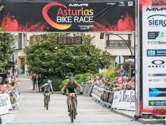 Pedro Romero logra la etapa reina de la MMR Asturias Bike Race