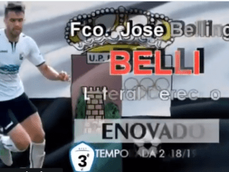 Belli renueva con la UP Plasencia