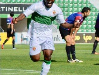 Ishmael Kofi ocupará el puesto de Karim en la delantera de la UP Plasencia