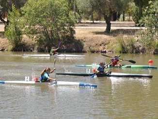 El Club Río Jerte consigue la segunda plaza en la VI Regata de Velocidad