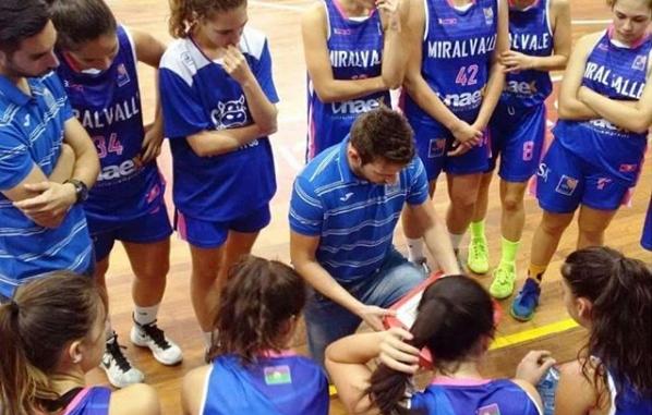 Miralvalle Plasencia trabaja en su tercera temporada en Primera División