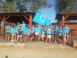 El Club Rio Jerte de Plasencia revalida el segundo puesto por Clubes de Extremadura en la Regata Final Judex celebrada en Mérida