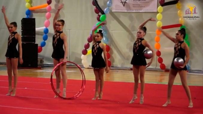 El Club Gimnasia Rítmica Plasencia estará en la VIII Feria del Deporte