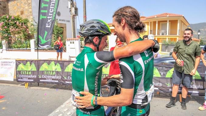 Pedro Romero lucirá su jersey de Campeón de España