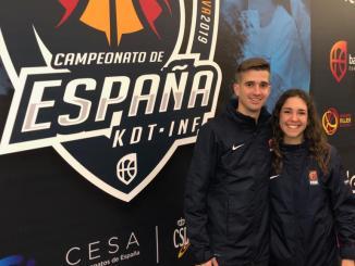 Nutrida representación placentina en el Campeonato de España de Huelva