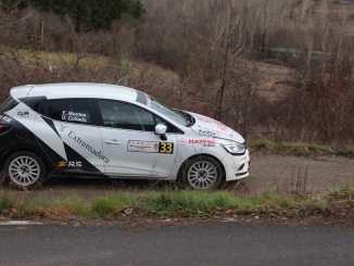 Paco Montes y David Collado terceros del Grupo N3 en el 26º Rallye del Bierzo