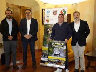 Presentado el 34º Rallye Norte de Extremadura ASEVOL