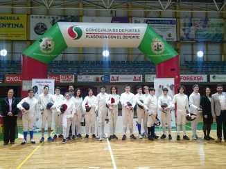 """Resumen del IV Torneo de esgrima Ciudad de Plasencia """"Trofeo Mayorga"""""""