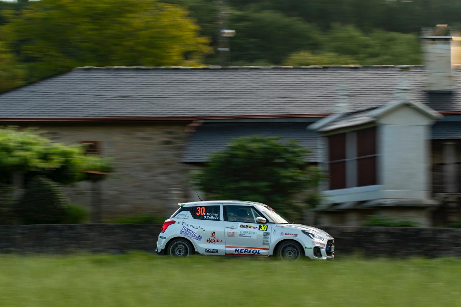El ERT prosigue reuniendo experiencia de carrera en el nacional de asfalto en Llanes