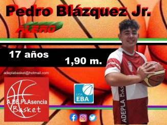 Adepla Basket recluta a Ibrahima Niang y dos placentinos
