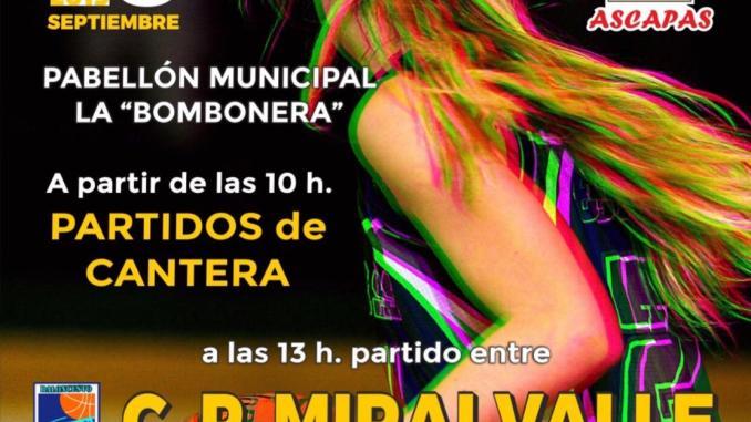 La Copa Concejalía presenta al Miralvalle Plasencia