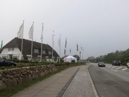 Kampen con neblina