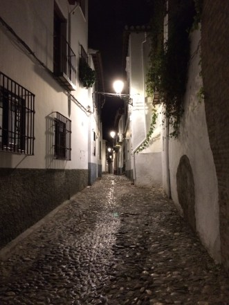 Calles del Albaicin