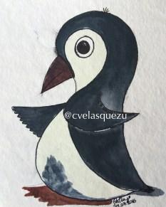 Bebé pinguino
