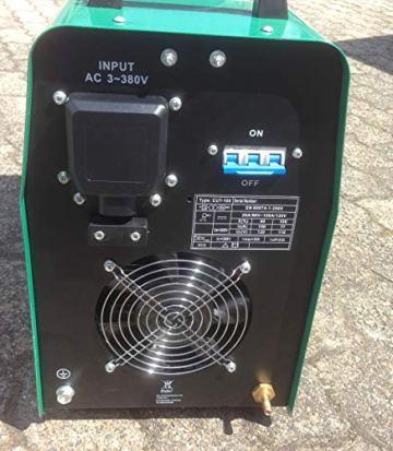 HST Plasmaschneider Plasmacut 100 Amp HF-Zündung 30 mm Plasmaschneidgerät Plasma - 6