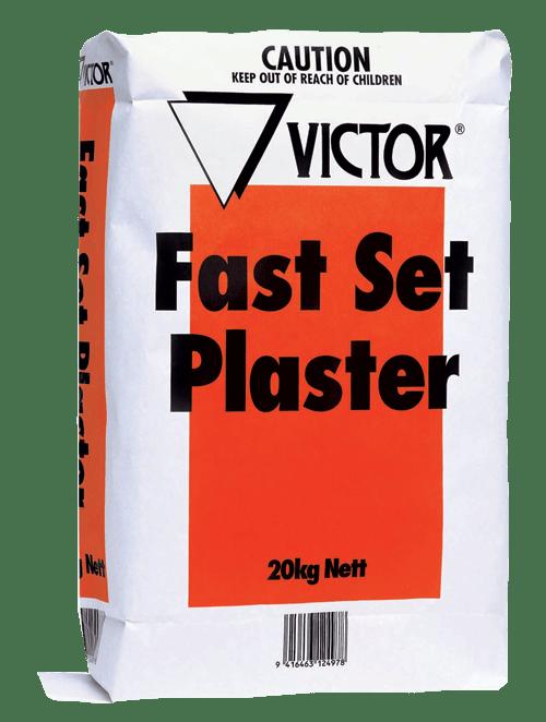 Victor Fast set plaster