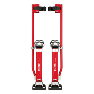 Skip to the end of the images gallery Skip to the beginning of the images gallery Intex Hi-Stride® Aluminium Single Pole Stilts - Medium