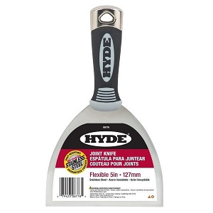 Hyde Flexible Pro Stainless™ Joint Knife, 5″