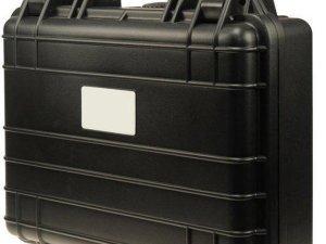 K-PO Opbergbox Survival Box Large Zwart