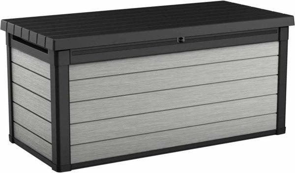 Keter Denali Opbergbox - Grafiet - 570L - 151,7x75,5x70cm