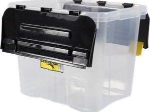 Opbergbox 24 liter 29.5 x 39 x 30 cm