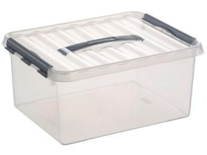 Sunware Q-line opbergbox 15ltr