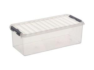 Sunware Q-line opbergbox 9,5l kunststof