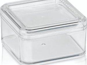 Elina Opbergbox - Transparant - Kela