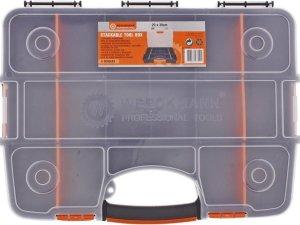 Gereedschapskoffer - Opbergdoos - Gereedschapskist - Gereedschapskoffer leeg - Opbergbox met vakjes - Opbergboxen - Opbergdoos met deksel