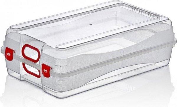 Orange85 Schoenenbox - Transparant - 1 paar - Opbergbox - Schoenen opbergsysteem - Schoenendoos - Organizer