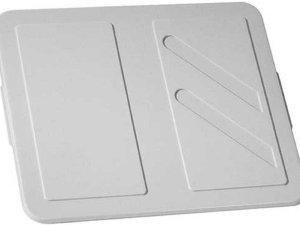 Kis Bi-box - Opbergbox - M - Violet - 26 Liter - 55x35xh19cm - (Set van 7) En Yourkitchen E-kookboek - Heerlijke Smulrecepten
