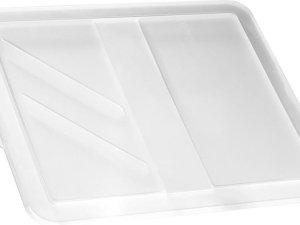 Kis C-box - Opbergbox - Cube - 34x40xh25cm - (set van 6) En Yourkitchen E-kookboek - Heerlijke Smulrecepten