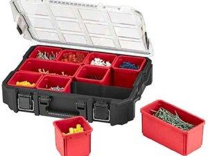 Kis C-box - Opbergbox - Portobello L - 27 Liter - 55x38,5xh16,5cm - (set van 6) En Yourkitchen E-kookboek - Heerlijke Smulrecepten