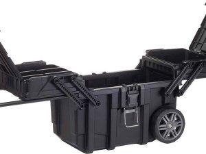 Kis C-box - Opbergbox - Portobello M - 18 Liter - 40x34xh17cm - (Set van 6) En Yourkitchen E-kookboek - Heerlijke Smulrecepten