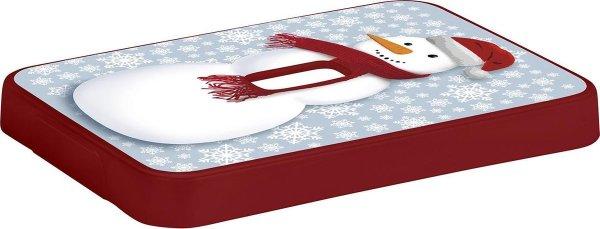 Sunware Deksel voor Sigma home opbergbox 13L+25L Sneeuwpop - gemaakt van gerecycled materiaal