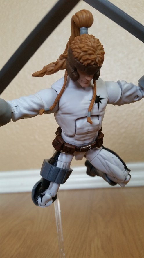 Marvel Legends Shatterstar