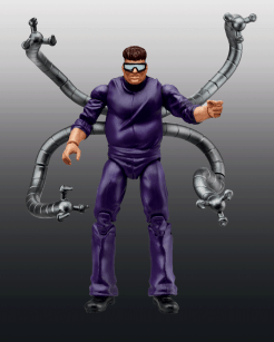 SPIDER-MAN SINISTER 6 3.75-Inch Amazon - Doctor Octopus (oop)